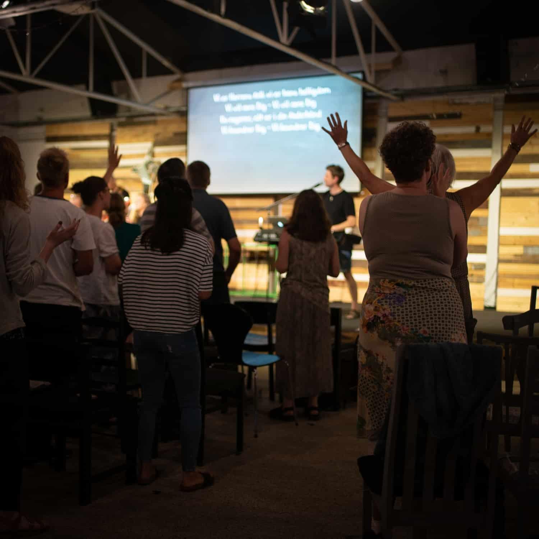 Tilbedelse i AAVM