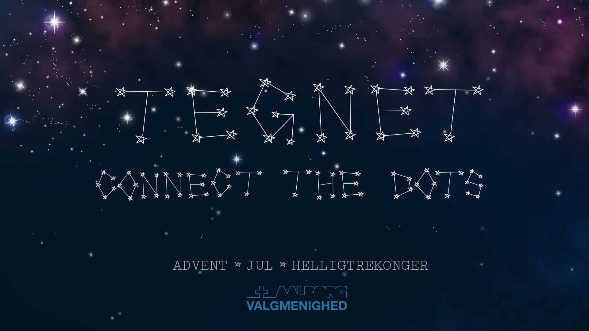 Tegnet Connect the dots