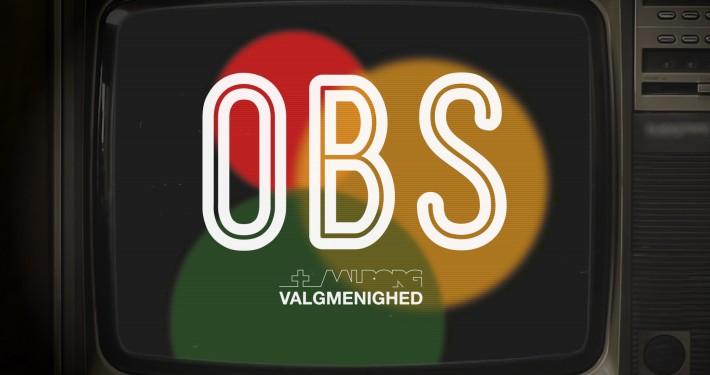 OBS - jesu sidste instrukser